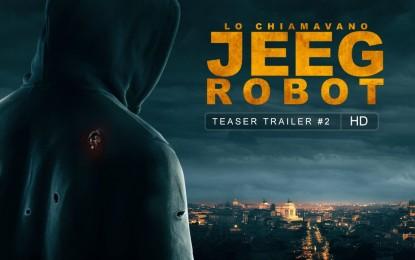 LO CHIAMAVANO JEEG ROBOT