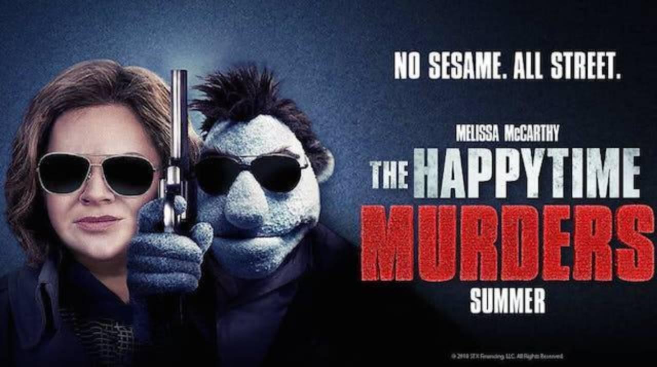 HAPYTIME MURDERS