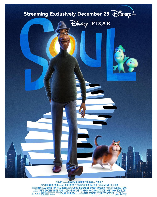 Soul: η ταινία που θα τη δούμε τα Χριστούγεννα του 2020