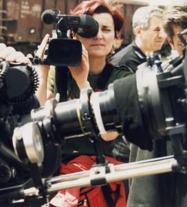 Cinematographer - Anastasia Christoforidou