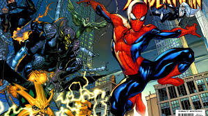 0002 o xaraktiras tou spiderman foto2