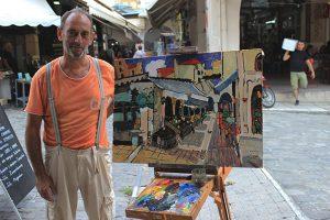 Sotos; ζωγράφος αει...πράγμων Φεστιβάλ Ντοκιμαντέρ Θεσσαλονίκης